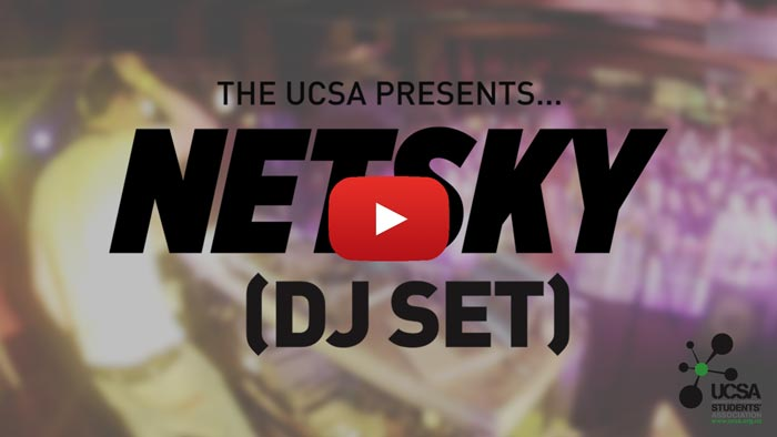 Netsky DJ Set, Christchurch