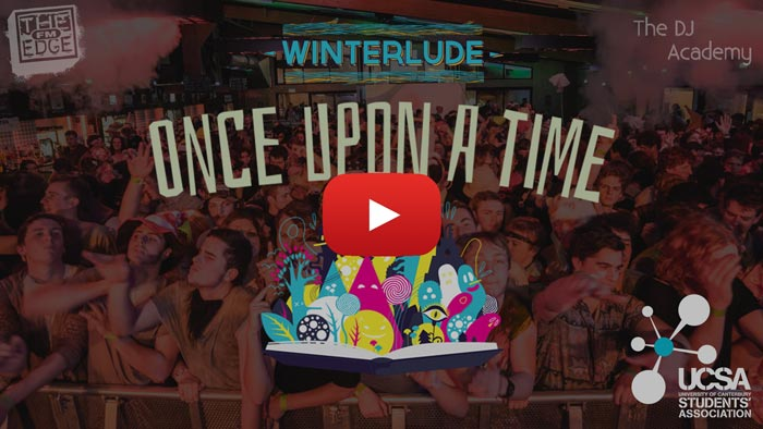 Once Upon a Time: UCSA Winterlude 2014